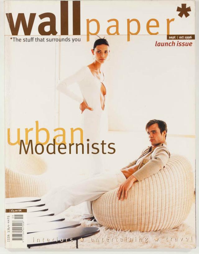 Wallpaper magazine_September 1996 wallpaper magazine The Most Iconic Editions of Wallpaper Magazine Wallpaper magazine September 1996