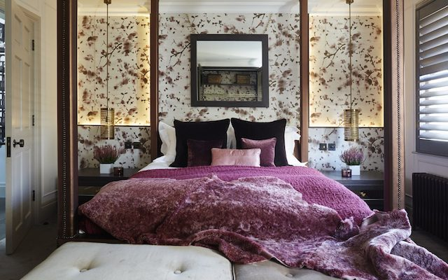 textured wallpaper home decor 9 DAZZLING HOME DECOR IDEAS BY INTERIOR DESIRES TO INSPIRE YOU! tw1