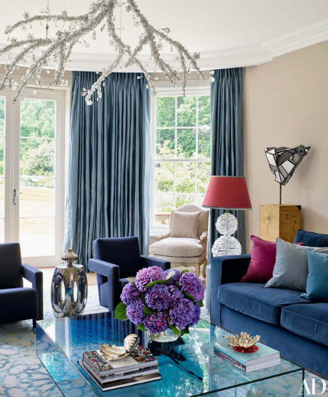 6 Pinterest Accounts To Follow_Architectural Digest interior design ideas 6 Pinterest Accounts To Follow For The Best Interior Design Ideas 0916 nadja swarovski england home 4