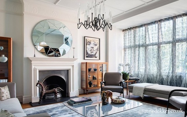 5-hampstead-house decorating ideas 7 Spectacular Decorating Ideas By René Dekker Design To Steal 5 Hampstead house