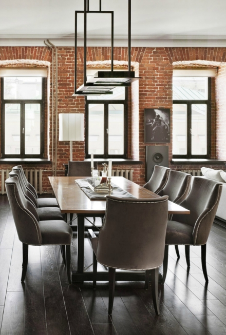 5 sophisticated decorating ideas by oleg klodt to inspire you - Dining Room Inspiration