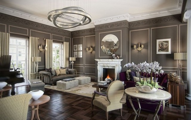 belgravia-town-house1 decorating ideas 7 Spectacular Decorating Ideas By René Dekker Design To Steal Belgravia Town House1