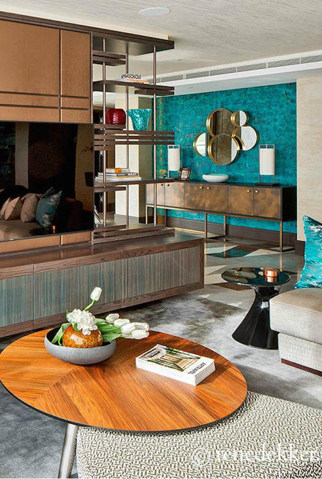7 spectacular decorating ideas by ren dekker design to steal. Black Bedroom Furniture Sets. Home Design Ideas