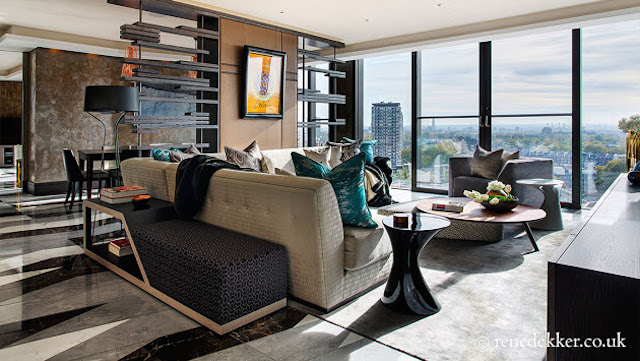 luxury-penthouse-living-room decorating ideas 7 Spectacular Decorating Ideas By René Dekker Design To Steal Luxury Penthouse Living Room