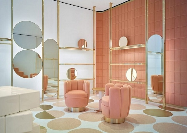 shop design shop design Get Inspired By The Wonderful Red Valentino Shop Design In London RED