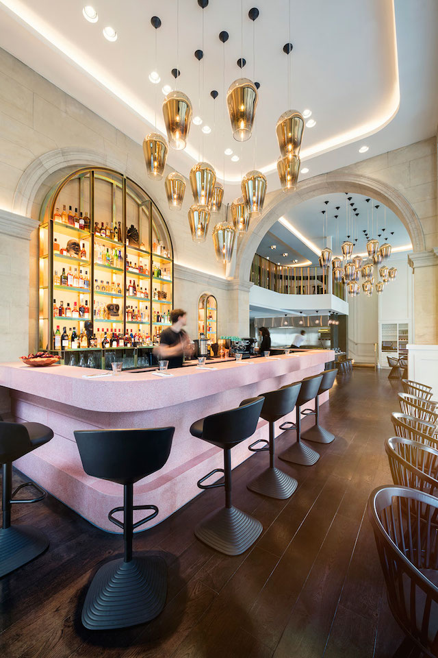 td_bronte-2687 restaurant interior Get Inspired By The Sophisticated Bronte Restaurant Interior In London TD Bronte 2687