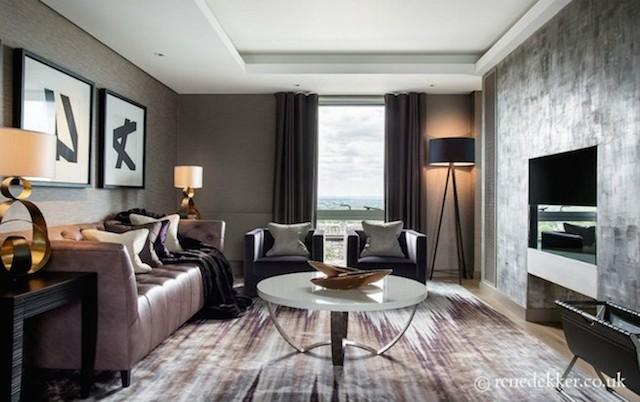 west-london-penthouse-by-rene-dekker7 decorating ideas 7 Spectacular Decorating Ideas By René Dekker Design To Steal West London Penthouse by Rene   Dekker7