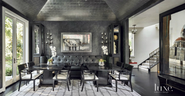 6 Amazing Black And White Living Rooms By Luxe Interiors+Design_4 Living  Rooms 6 Amazing