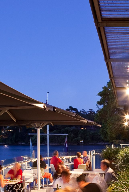 Get Inspired By The Modern Interior Design At Sydney Rowing Club.