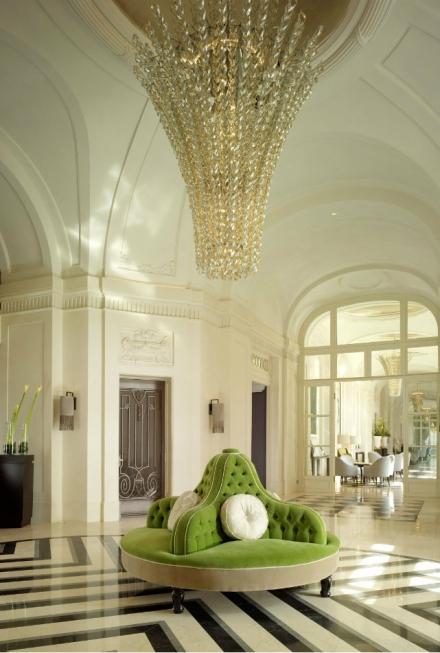 7 Sensational Hotel Design Ideas By Richmond International