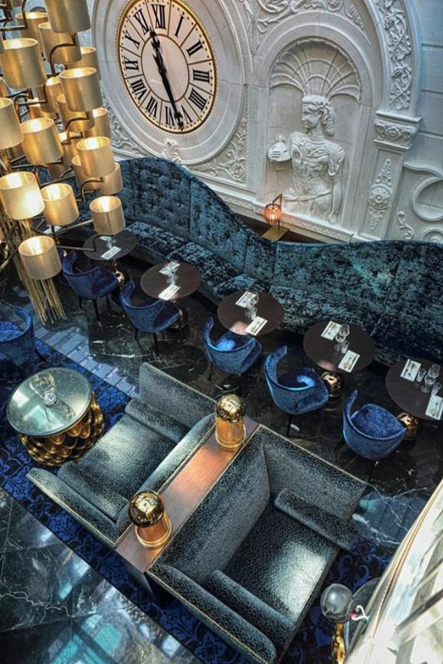 9 Remarkable Hospitality Design Projects With BRABBU Pieces hospitality design 9 Remarkable Hospitality Design Projects With BRABBU Pieces 9 Remarkable Hospitality Design Projects With BRABBU Pieces 6