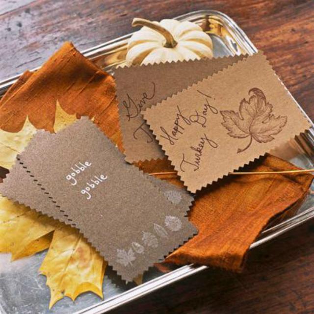11 Last Minute Decorating Ideas To Recreate This Thanksgiving decorating ideas 11 Last Minute Decorating Ideas To Recreate This Thanksgiving BHG157481