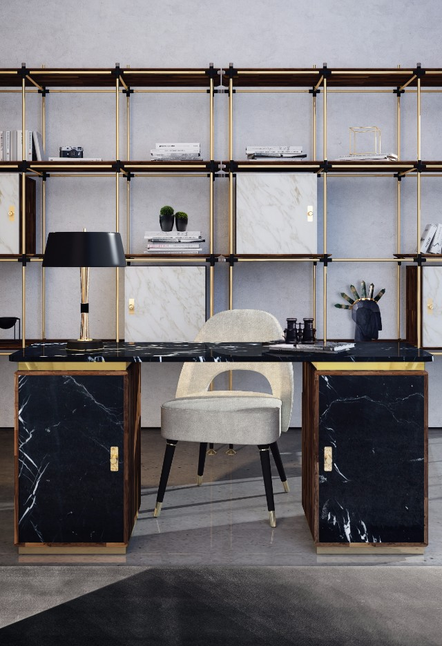7 Fantastic Office Design Ideas That Will Increase Your Productivity office design 7 Fantastic Office Design Ideas That Will Increase Your Productivity Brilliant Table Lamps That You Will Want To Have 15