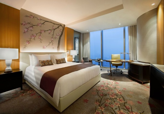 7 MOST REMARKABLE hospitality design PROJECTS by WILSON ASSOCIATES hospitality design 7 MOST REMARKABLE HOSPITALITY DESIGN PROJECTS by WILSON ASSOCIATES Deluxe bedroom1 900x600