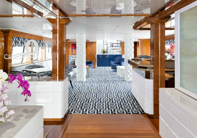 Discover An Incredible Yacht Interior Design Inspired By James Bond yacht interior design DISCOVER AN INCREDIBLE YACHT INTERIOR DESIGN INSPIRED BY JAMES BOND Jeff Lincons yatch design