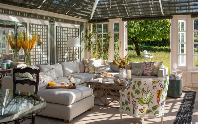 Decorating Ideas decorating ideas 7 Brilliant Decorating Ideas By Areen Design You Will Want To Copy Residential Private Residence Hampshire Garden Room