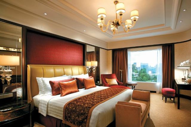Shangri-La Hotel Bangkok hospitality design 7 MOST REMARKABLE HOSPITALITY DESIGN PROJECTS by WILSON ASSOCIATES Shangri La KL 6 Solo 960x600