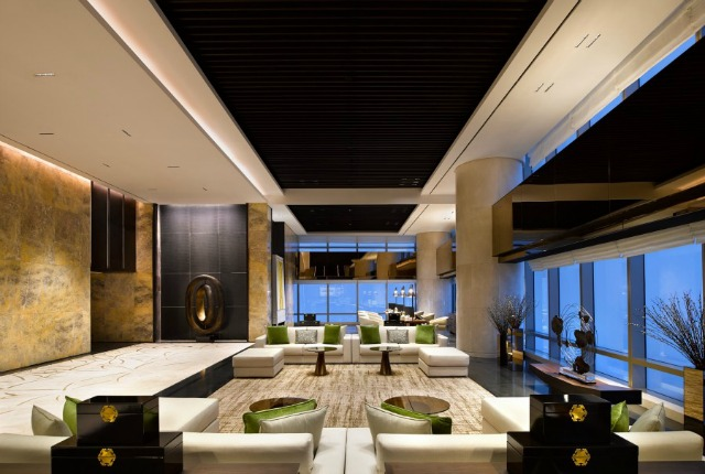 Lotte Hotel Hanoi, VIETNAM hospitality design 7 MOST REMARKABLE HOSPITALITY DESIGN PROJECTS by WILSON ASSOCIATES Sky Lobby3 900x600