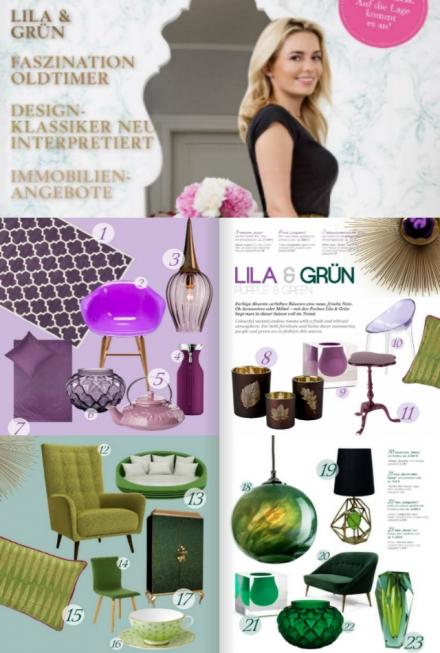 The Best Interior Design Inspiration of 2016 by 'Best Living' Premium Magazine