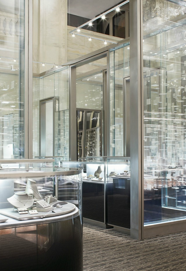 yabu pushelberg  yabu pushelberg Yabu Pushelberg : 5 retail design projects we love YP Tiffany003 1