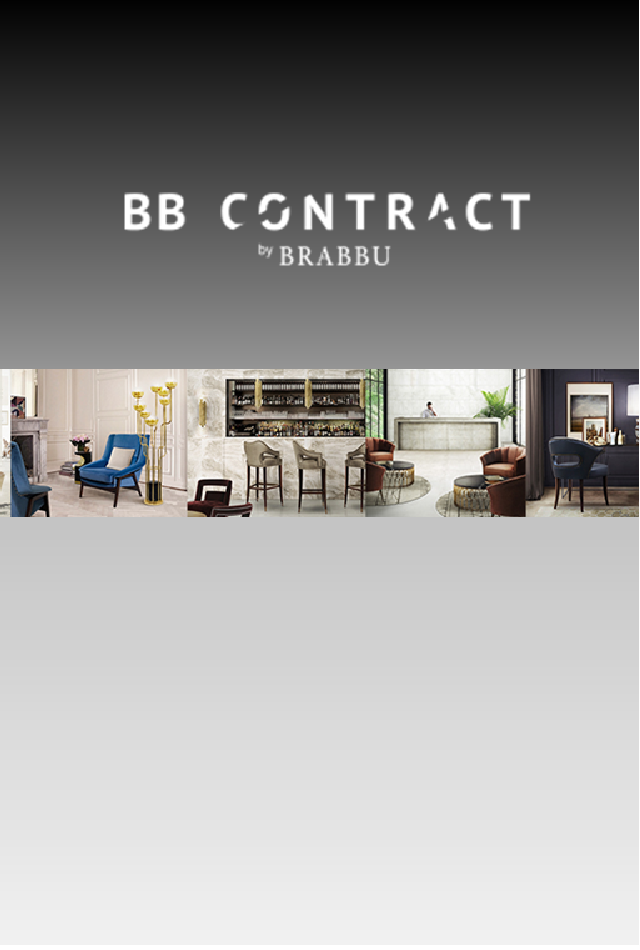 Meet BRABBU Contract, The Perfect Fit For Any Hospitality Project