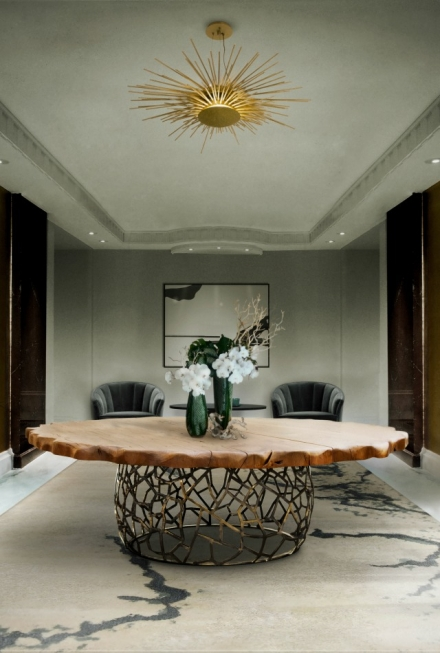 5 Majestic Dining Tables Ideas To Inspire You This Winter