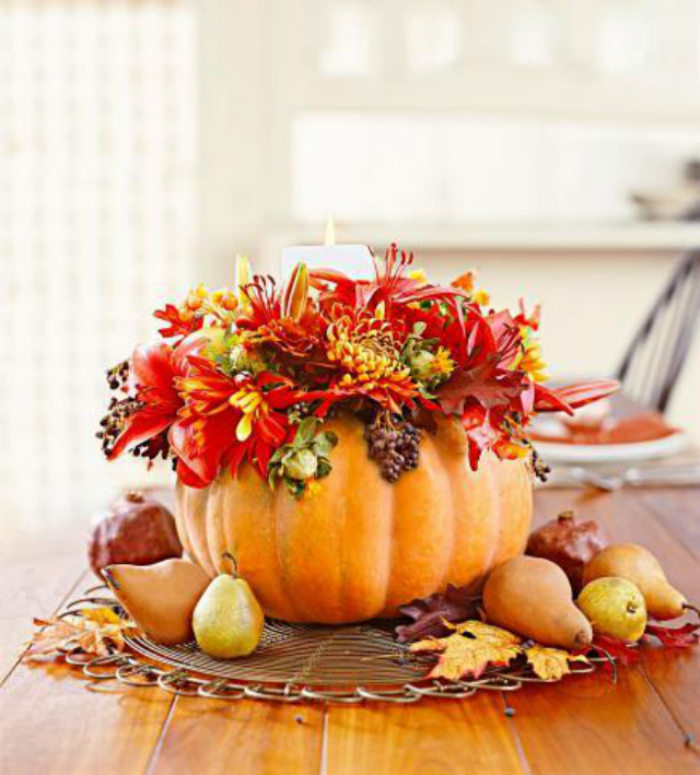 Ideas For Thanksgiving: 11 Last Minute Decorating Ideas To Recreate This Thanksgiving