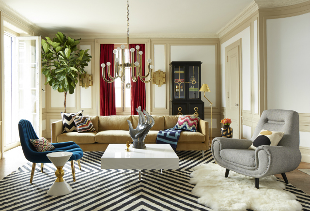 Winter Mood: Colorful Living Room Ideas To Copy From Jonathan Adler living room ideas Winter Mood: Colorful Living Room Ideas To Copy From Jonathan Adler 093ec2853cc6bce72666f364548cf18f