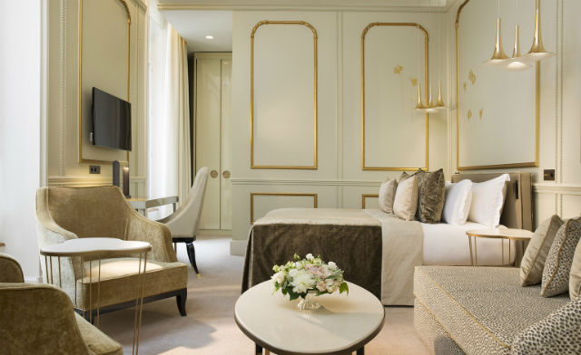 luxury hotels maison et objet 2017 Where To Stay In Paris During Maison et Objet 2017? 5 Hotels In Paris For The Design Lover During Maison et Objet Le Narcisse Blanc