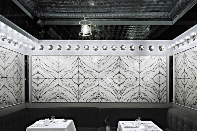 2017 AD 100 LIST: Rafael de Cárdenas Ltd./Architecture at Large ad 100 2017 AD 100 LIST: Rafael de Cárdenas Ltd./Architecture at Large Charles Restaurant NY booth section