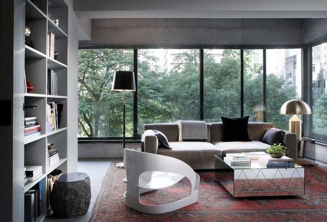 living-room_1 AD100 2017 AD100 List: Studioilse Inspirations Living Room 1