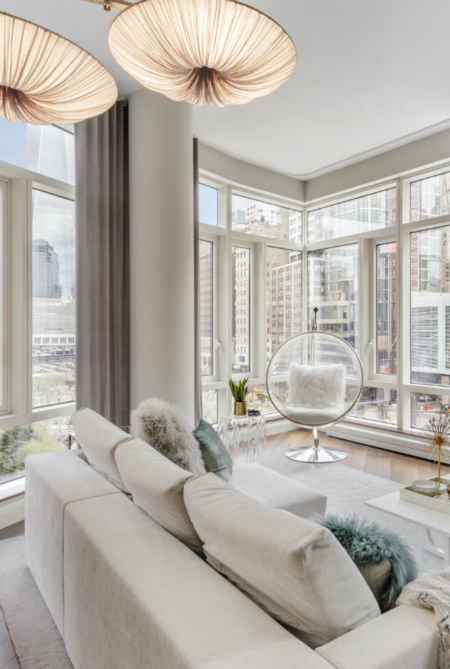 New York real estate - luxury condos lo chen design Lo Chen Design: Suh Residence – New York Luxury Apartment NYC luxury apartments Suh Residence by Lo Chen Design