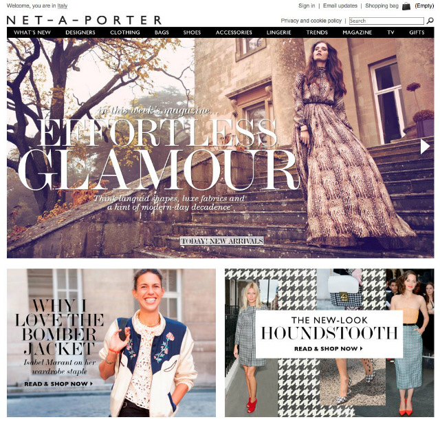 Get Inspired by Net-A-Porter, The 2016 Luxury Retailer of the Year luxury retailer Get Inspired by Net-A-Porter, The 2016 Luxury Retailer of the Year Net A Porter2