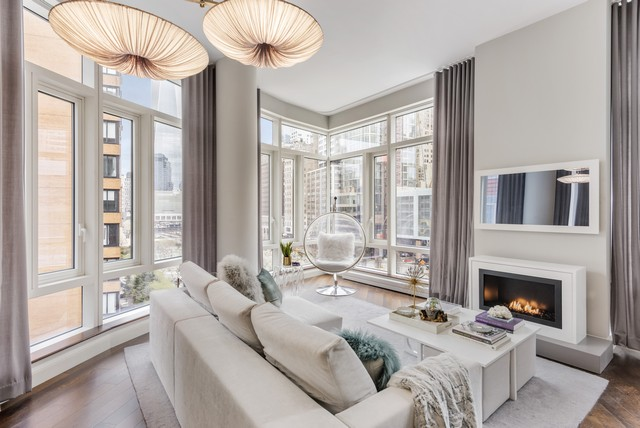 Lo Chen Design: Suh Residence - New York Luxury Apartment lo chen design Lo Chen Design: Suh Residence – New York Luxury Apartment New York luxury apartments Suh Residence designed by Lo Chen Design 1