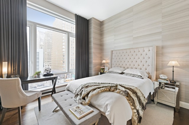 Lo Chen Design: Suh Residence - New York Luxury Apartment lo chen design Lo Chen Design: Suh Residence – New York Luxury Apartment New York luxury apartments Suh Residence designed by Lo Chen Design 10