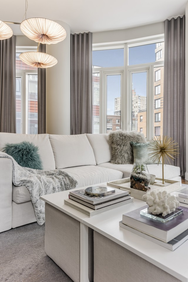 Lo Chen Design: Suh Residence - New York Luxury Apartment lo chen design Lo Chen Design: Suh Residence – New York Luxury Apartment New York luxury apartments Suh Residence designed by Lo Chen Design 3