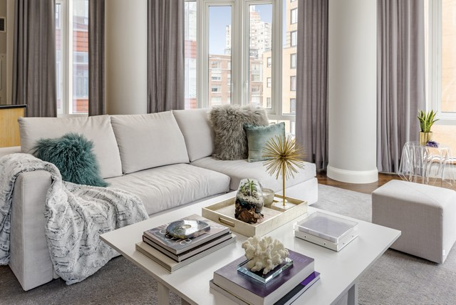 Lo Chen Design: Suh Residence - New York Luxury Apartment lo chen design Lo Chen Design: Suh Residence – New York Luxury Apartment New York luxury apartments Suh Residence designed by Lo Chen Design 5