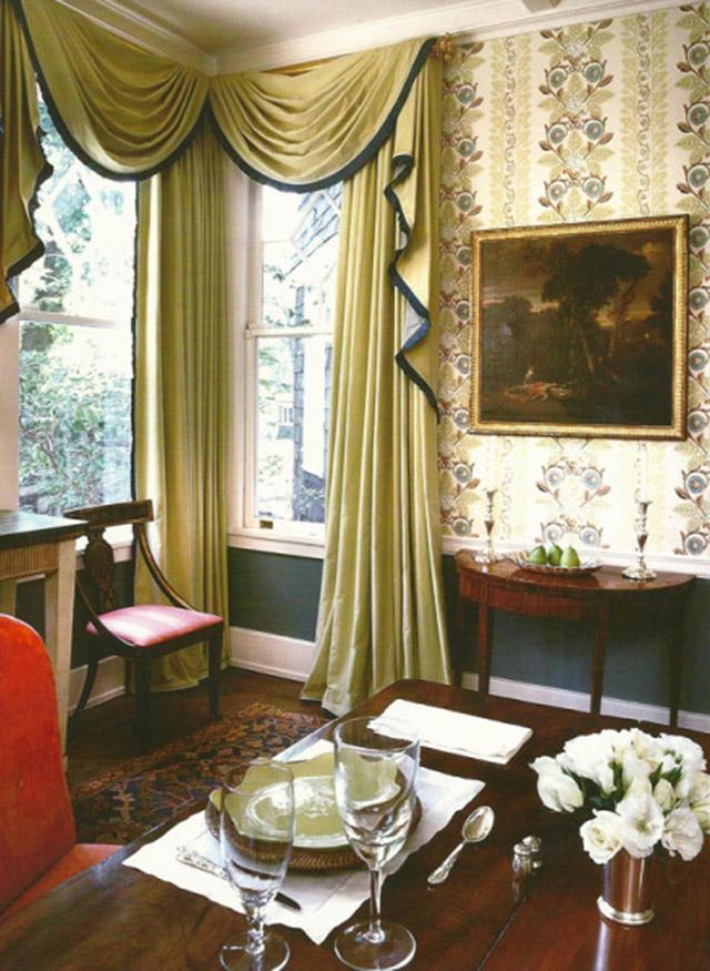 Richard Keith Langham Inpirations ad100 2017 AD100 List: Richard Keith Langham Inspirations diningroom10 439x600