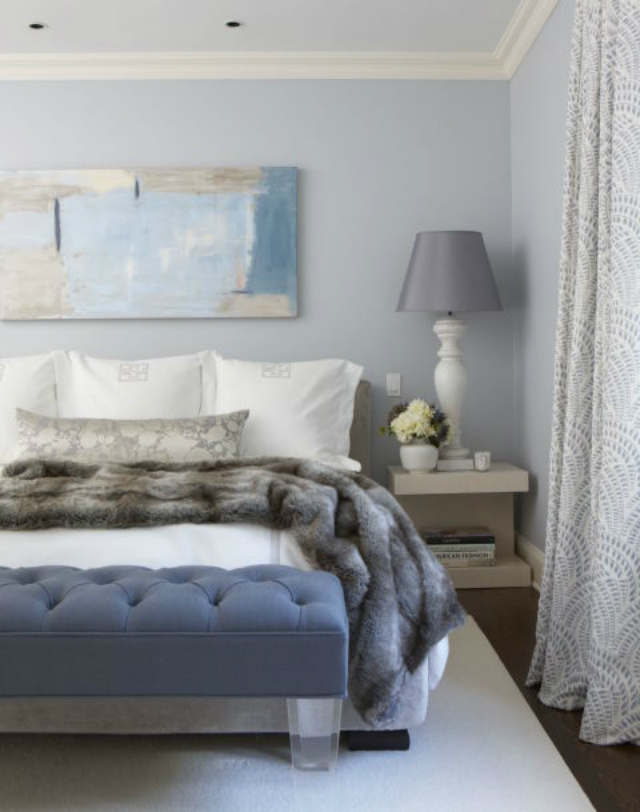 10 Home Decor Trends Loved In 2016 According To Elle Decor home decor 10 Home Decor Trends Loved In 2016 According To Elle Decor gallery 1472831556 faux fur bedroom