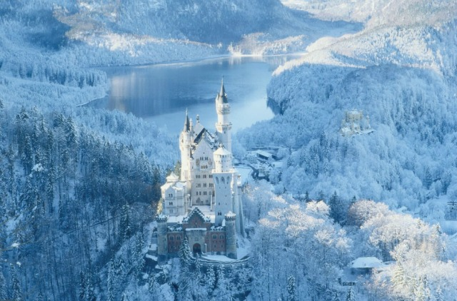 10 Dreamy Winter Destinations For Every Snow Lover winter destinations 9 Dreamy Winter Destinations For Every Snow Lover germany
