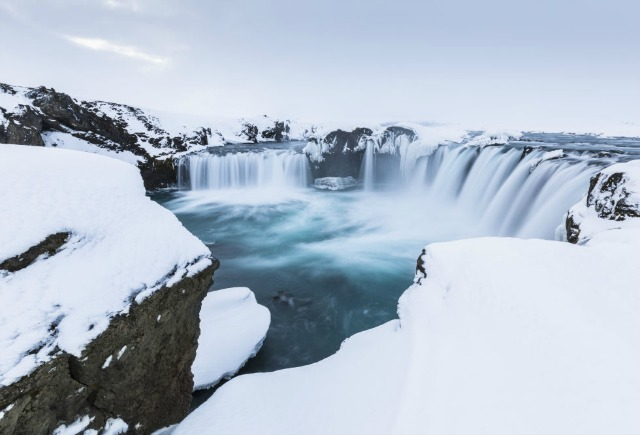 10 Dreamy Winter Destinations For Every Snow Lover winter destinations 9 Dreamy Winter Destinations For Every Snow Lover iceland