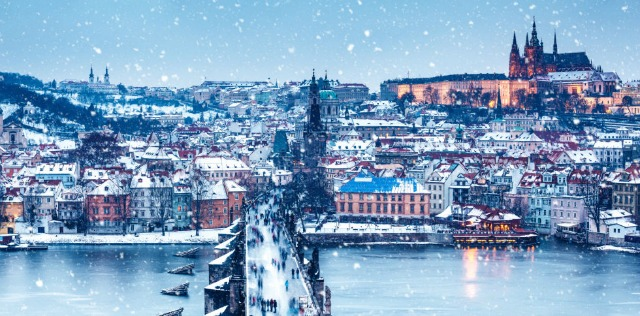 10 Dreamy Winter Destinations For Every Snow Lover winter destinations 9 Dreamy Winter Destinations For Every Snow Lover prague