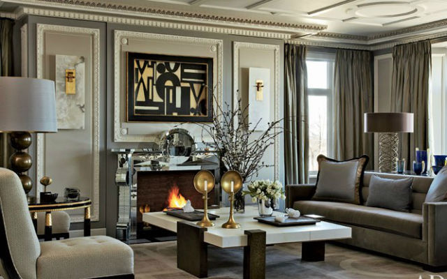 Top 6 French Interior Designers According to ID Prestige Magazine French Interior Designers Top 6 French Interior Designers According to ID Prestige Magazine Jean Louis Deniot 1