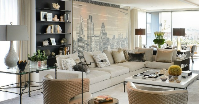 7 Striking Home Decor Ideas By Joanna Wood To Inspire You home decor 7 Striking Home Decor Ideas By Joanna Wood To Inspire You Penthouse Soho