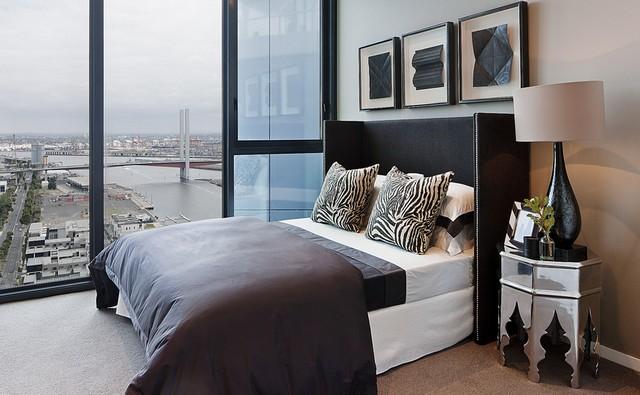 Australian homes home decor ideas 7 Stunning Home Decor Ideas By Coco Republic Portfolio Oly Sky Residences coco republic Interior Design Apartment 007