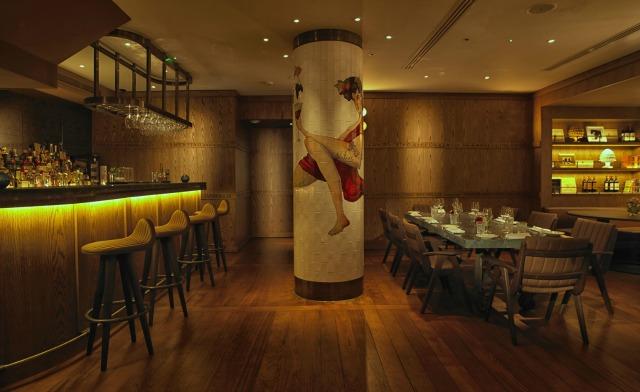 9 Striking Restaurant Interior Design Projects Worth A Visit In London restaurant interior design 9 Striking Restaurant Interior Design Projects Worth A Visit In London Restorante Frescobaldi 1
