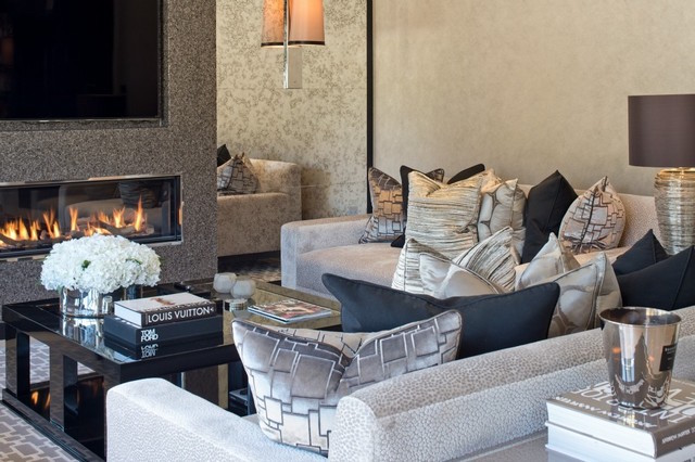 Delicieux ... Striking Home Decor Ideas You Will Love By Hill House Interiors Home  Decor Striking Home Decor ...