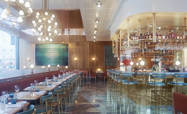 9 Striking Restaurant Interior Design Projects Worth A Visit In London restaurant interior design 9 Striking Restaurant Interior Design Projects Worth A Visit In London aquavit