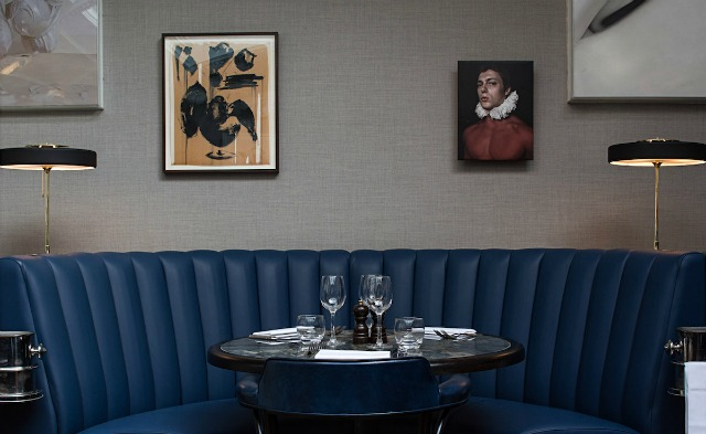 9 Striking Restaurant Interior Design Projects Worth A Visit In London
