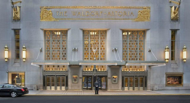 Top 10 Hospitality Design Firms To Know In 2017 hospitality design Top 10 Hospitality Design Firms To Know In 2017 waldorf astoria new york park avenue
